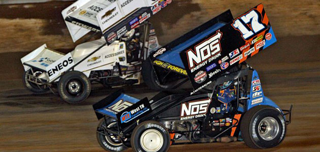 Photo of 2020 WORLD OF OUTLAWS NOS ENERGY DRINK SPRINT CAR RACING