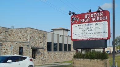 Photo of BURTON HIGH SCHOOL TO HOST MINI-CHEER CAMP OCTOBER 2