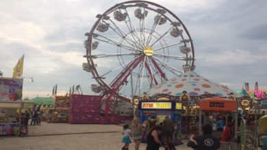 Photo of BURLESON COUNTY FAIR GOING FORWARD WITH PLANS