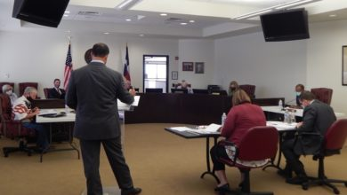 Photo of BRENHAM CITY COUNCIL STRONGLY ENCOURAGES MASK WEARING, BUT ABBOTT ORDER MAKES PRACTICE MANDATORY