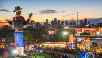 Photo of TEXAS STATE FAIR CANCELED FOR 2020