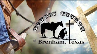 Photo of COWBOY CHURCH OF BRENHAM TO HOST BACK THE BLUE FOR BACK TO SCHOOL TODAY