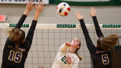 Photo of CUBETTES FACE DRASTICALLY SHORTENED 2020 VOLLEYBALL SCHEDULE