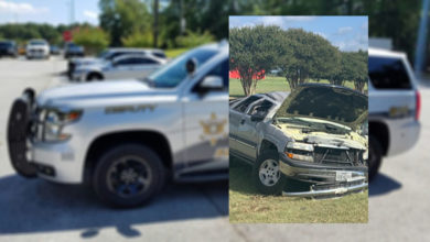 Photo of RECKLESS DRIVER LEADS LAW ENFORCEMENT ON LENGTHY CHASE