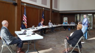 Photo of WASHINGTON CO. COMMISSIONERS TO CONSIDER DONATION FOR PRECINCT ONE ROAD IMPROVEMENTS
