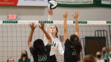 Photo of BRENHAM CUBETTE VOLLEYBALL UNDEFEATED IN YOUNG SEASON