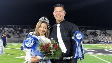 Photo of HOMECOMING CELEBRATED FRIDAY NIGHT IN NAVASOTA, LA GRANGE