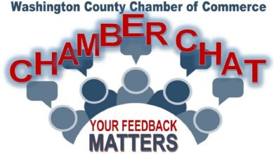 Photo of WASHINGTON CO. CHAMBER CHAT TUESDAY DISCUSSING TOURISM, HOSPITALITY