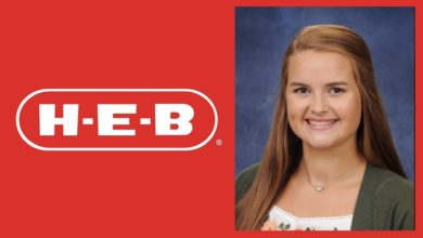 Photo of H*E*B STUDENT SCHOLAR OF THE WEEK — JENNA HARDY