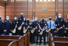 Photo of LOCAL WATER RESCUE SQUAD RECOGNIZED FOR LIFE-SAVING EFFORTS DURING HURRICANE HANNA