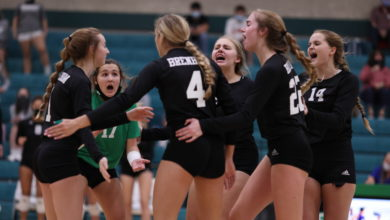 Photo of CUBETTES TO VISIT A&M CONSOLIDATED IN DISTRICT VOLLEYBALL