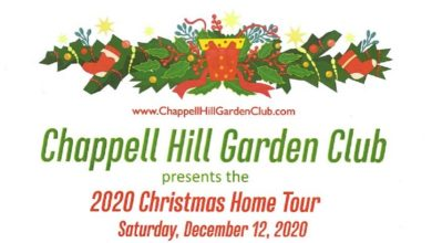 Photo of CHAPPELL HILL GARDEN CLUB HOSTING CHRISTMAS HOME TOUR DECEMBER 12TH