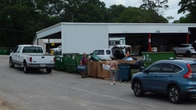 Photo of NO PLANS YET FOR FORMER BRENHAM RECYCLING CENTER PROPERTY