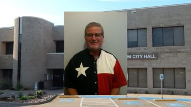 Photo of KEITH HERRING SEEKING RE-ELECTION TO BRENHAM CITY COUNCIL