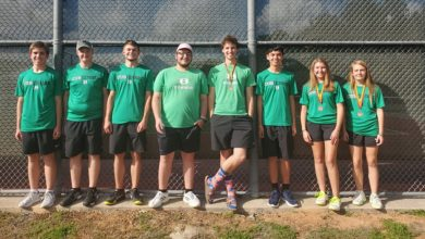 Photo of BHS TENNIS COMPETES IN MAGNOLIA TOURNAMENT