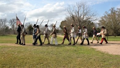 Photo of TEXAS INDEPENDENCE DOCUMENTARY TO SHOW SATURDAY AT THE BARNHILL CENTER