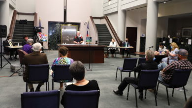 Photo of TRANSPARENCY A KEY TOPIC DURING BRENHAM CITY COUNCIL CANDIDATES FORUM