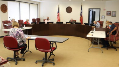 Photo of BRENHAM CITY COUNCIL TO SWEAR IN NEW MEMBERS, DISCUSS FUTURE COUNCIL MEETING TIMES