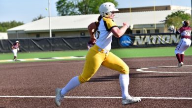 Photo of BRENHAM'S JURDEN SETS ANOTHER RECORD AT TEXAS LUTHERAN