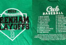 Photo of CUBS BASEBALL PLAYOFF T-SHIRTS ON SALE TUESDAY