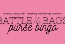 Photo of CALDWELL FFA TO HOST 'BATTLE OF THE BAGS' PURSE BINGO MAY 13TH