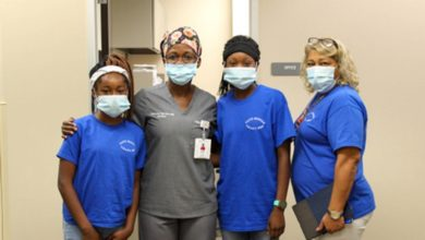 Photo of BAYLOR SCOTT AND WHITE PARTNERS WITH FAITH MISSION SMART KIDS FOR 'DOCTOR OF THE DAY'