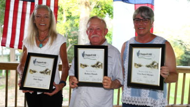 Photo of WOMAN-MAN-BUSINESS OF THE YEAR NAMED