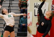 Photo of VOLLEYBALL PRACTICES GET UNDERWAY ACROSS TEXAS AND WASHINGTON COUNTY