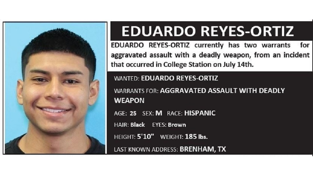 Photo of SUSPECT IDENTIFIED IN COLLEGE STATION ROAD RAGE SHOOTING