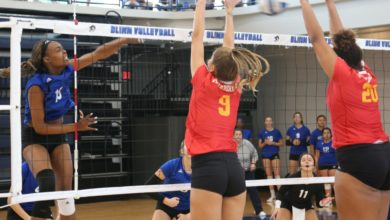Photo of #3-BUC VOLLEYBALL DOWNS WHARTON, 3-0 IN ROAD MATCH UP