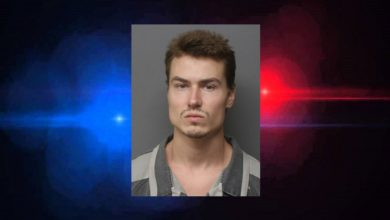 Photo of CHAPPELL HILL MAN ARRESTED AFTER HITTING TRAFFIC OFFICER WITH VEHICLE DURING 'AIRING OF THE QUILTS'