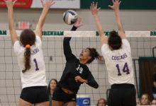 Photo of BRENHAM VOLLEYBALL DEFEATED BY COLLEGE STATION