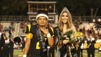 Photo of HOMECOMING CELEBRATED IN BELLVILLE, SEALY
